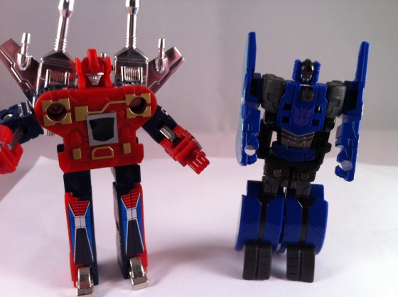 """""""Hey Rumble,why so blue?""""""""Shut up, Enemy."""""""