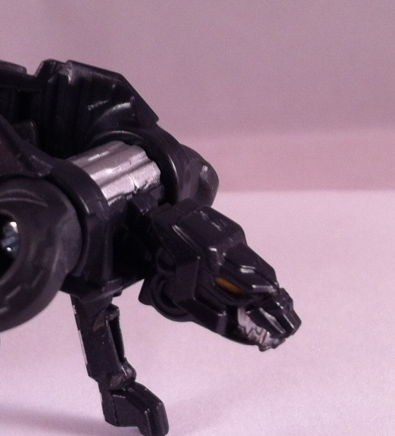 Ravage head sculpt