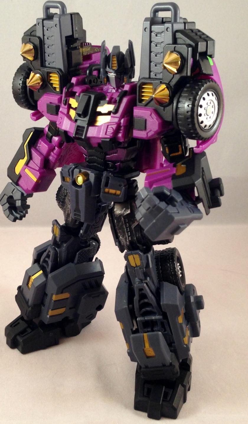 SG Prime Robot mode