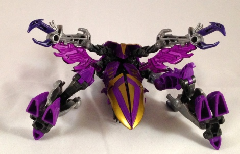 alt mode issues with thorax