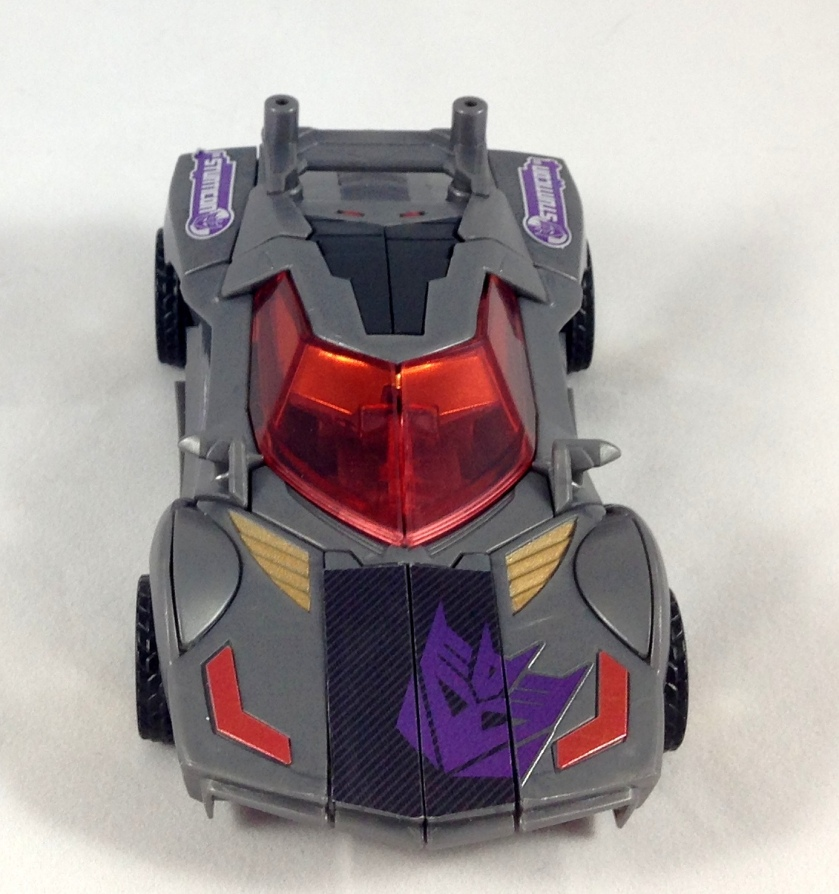 car mode hood design