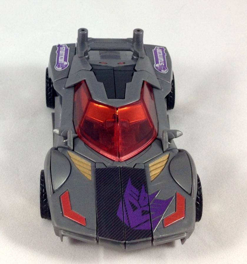 car mode hood design