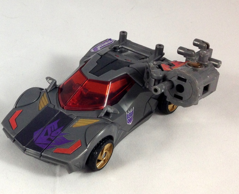 car mode micron attached