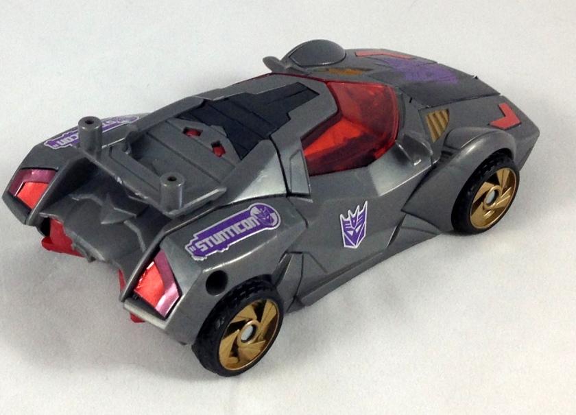 car mode rear light detals