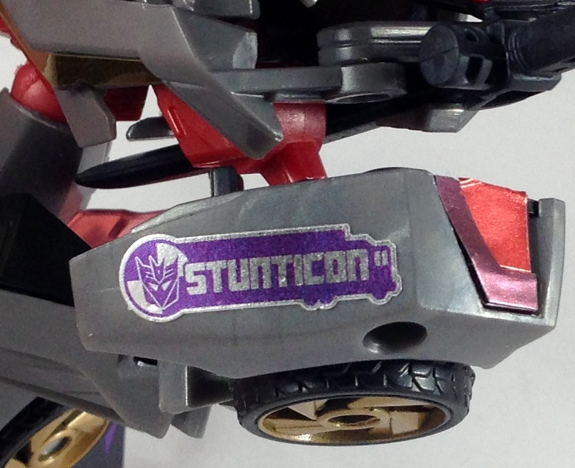detailing stickers stunticons