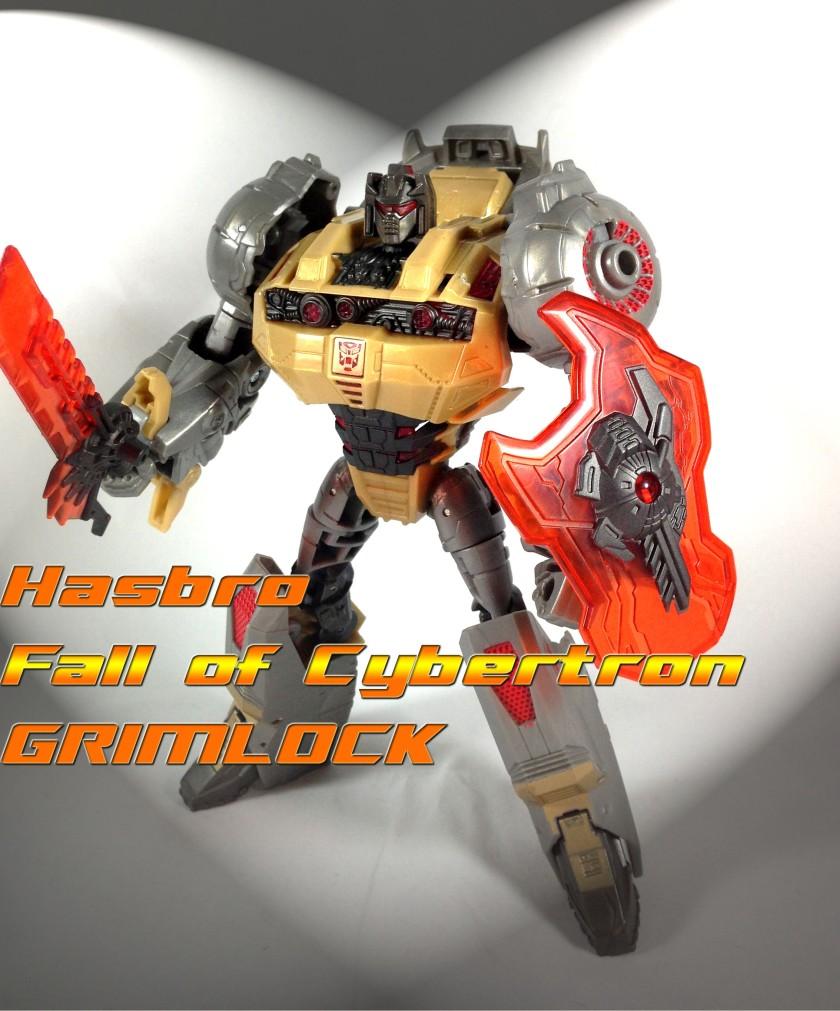 Grimlock Title Card