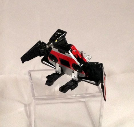 laserbeak robot mode pose