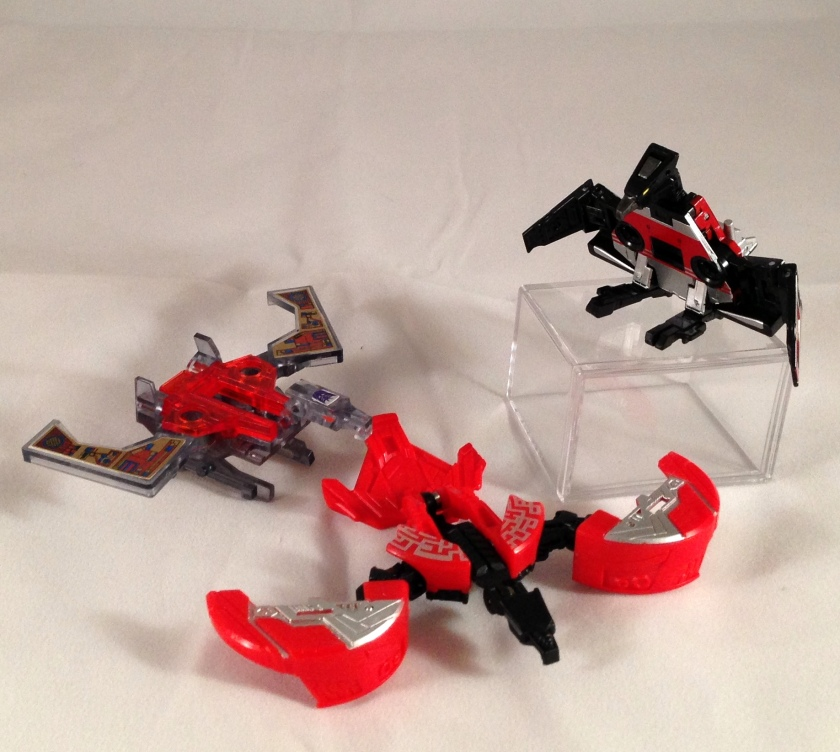 laserbeak size comps
