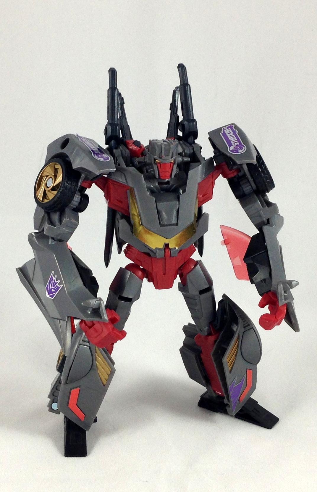 Takara Transformers Prime Am 32 Wildrider Pax Cybertron