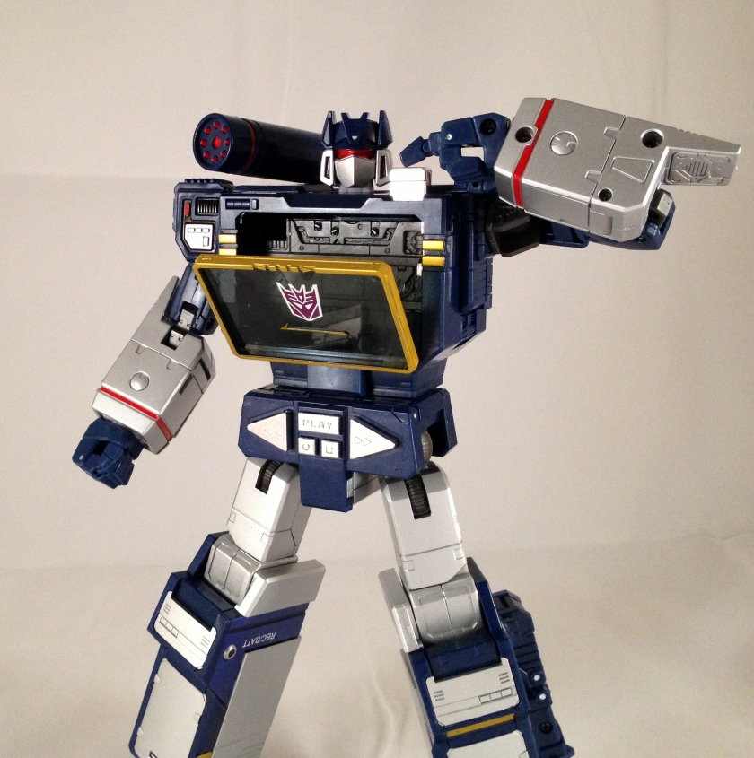 Robot mode eject button