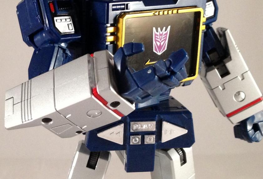 Robot mode hand