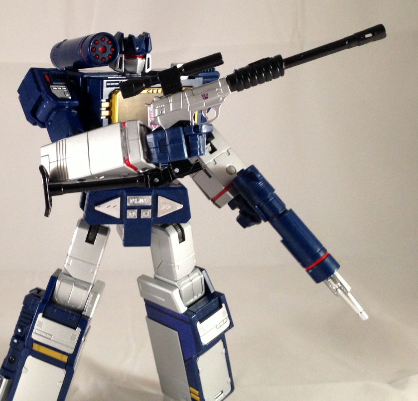 Robot mode megatron