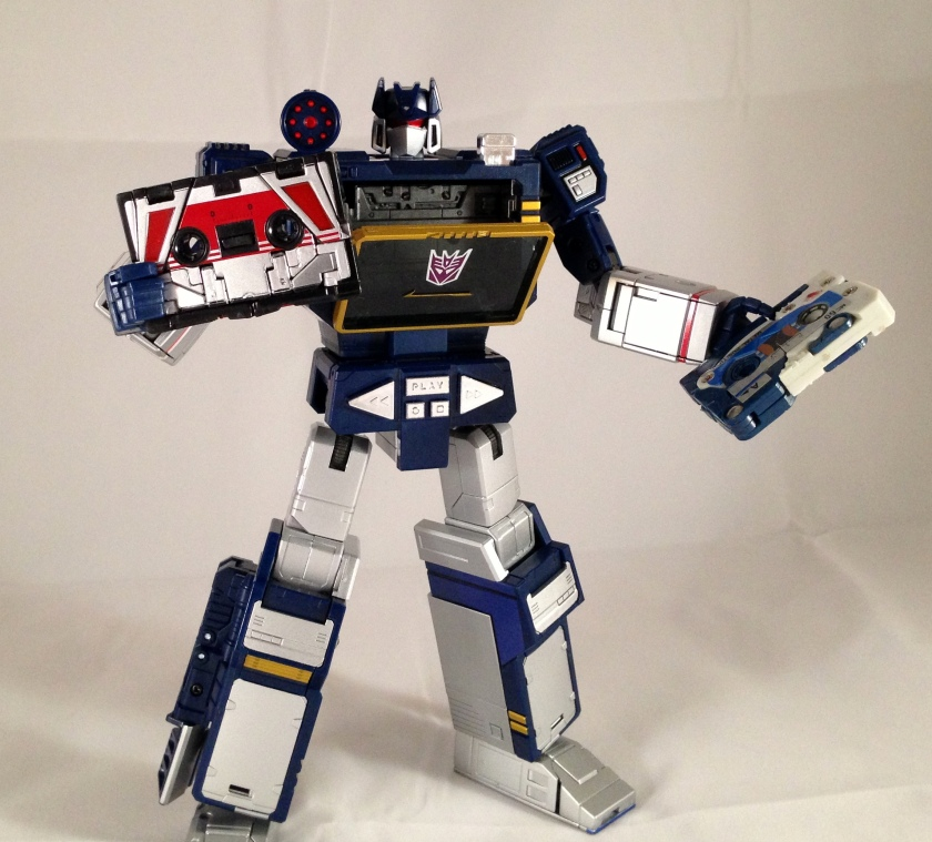 Robot mode mp or g1 tapes