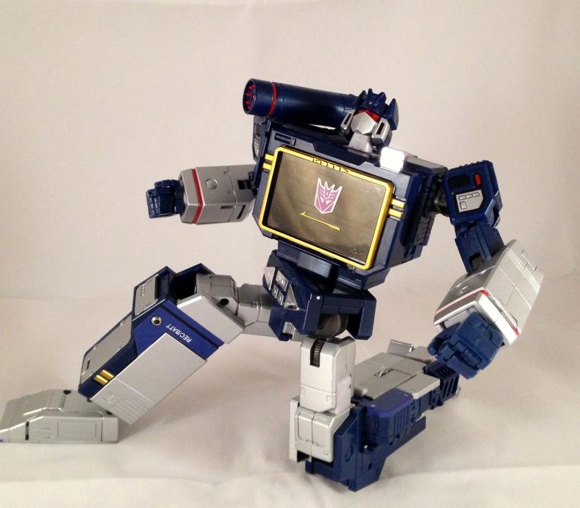 Robot mode poseability
