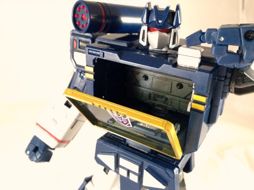Robot mode tape cap 3