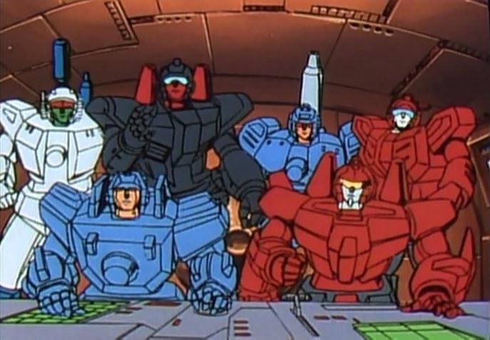 Pre-Targetmasters